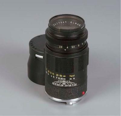 Elmarit f/2.8 90mm. no. 242704