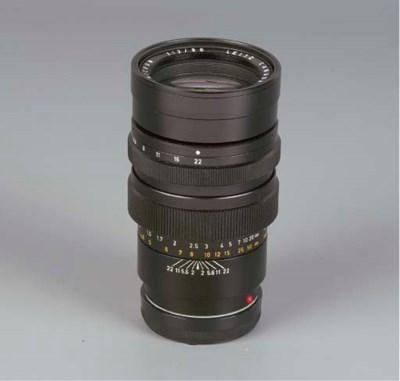 Summicron f/2 90mm. no. 266035
