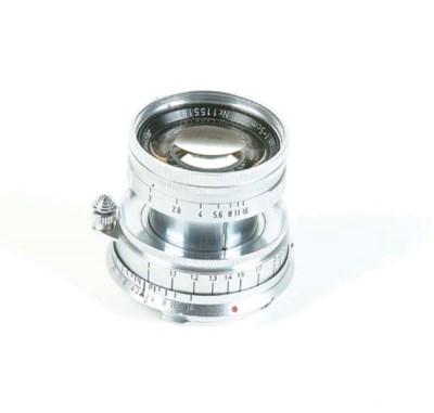 Summicron 5cm. f/2 no. 1155193