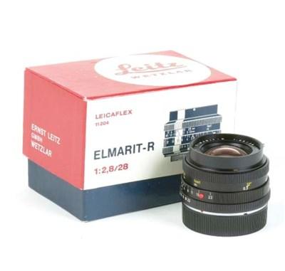 Elmarit-R f/2.8 28mm. no. 2533