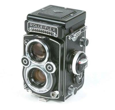 Rolleiflex 3.5F no. 2266301