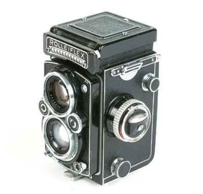 Rolleiflex TLR no. 1775413