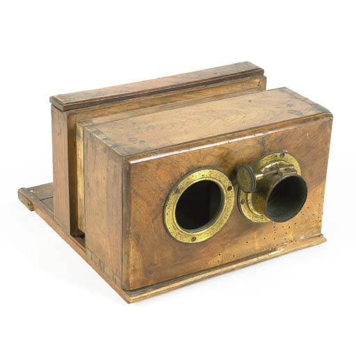 Sliding Box Camera Christies