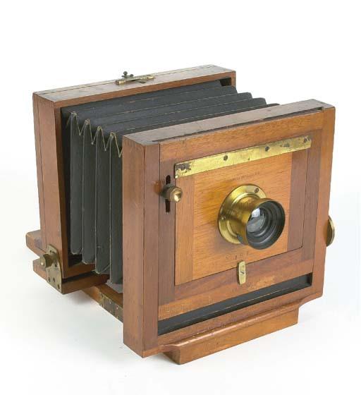 Wood-body cameras