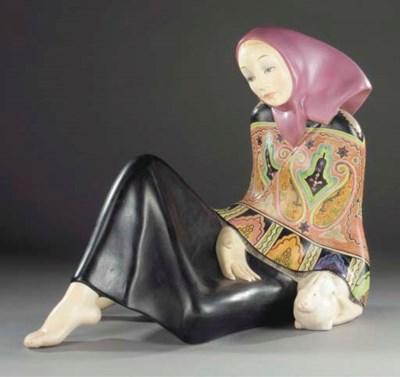 LENCI, FROM A MODEL BY HELEN K
