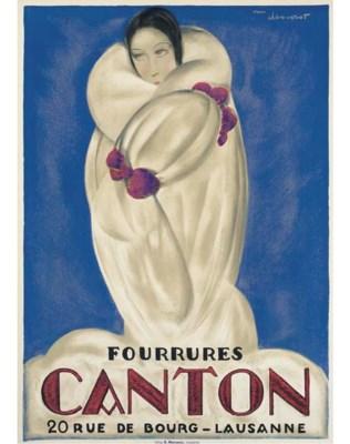 LOUPOT, CHARLES (1892-1962) d'