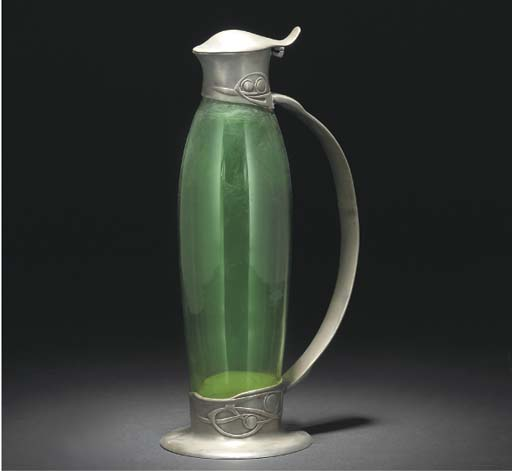 ARCHIBALD KNOX; FLAGON