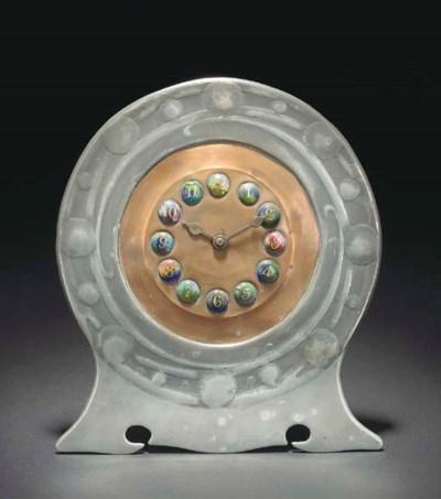ARCHIBALD KNOX; CLOCK