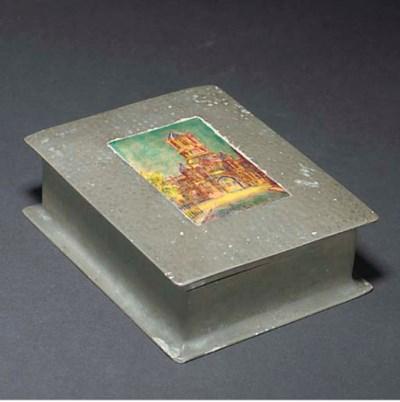 LIBERTY & CO.; CIGAR BOX