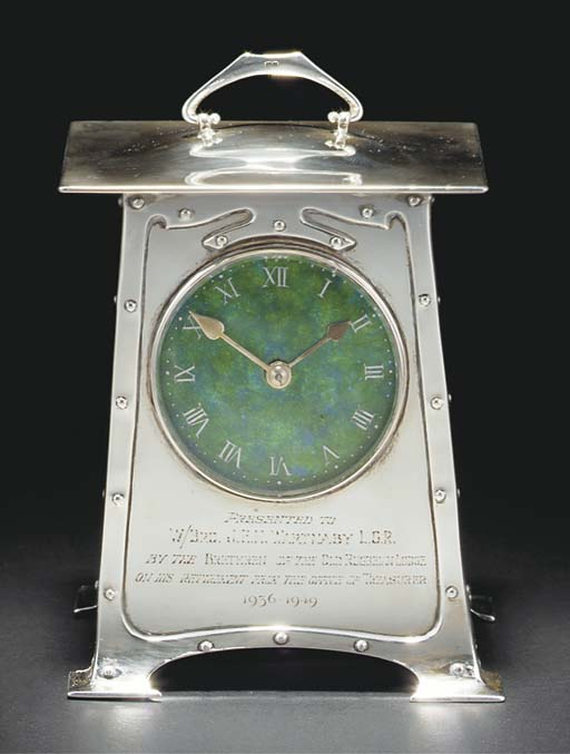 LIBERTY & CO.; CLOCK