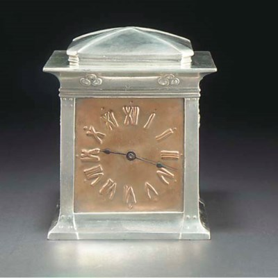DAVID VEAZEY; CLOCK