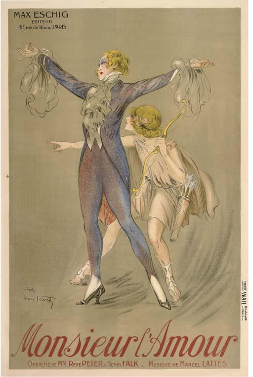 ICART, LOUIS (D'APRES) (1887-1