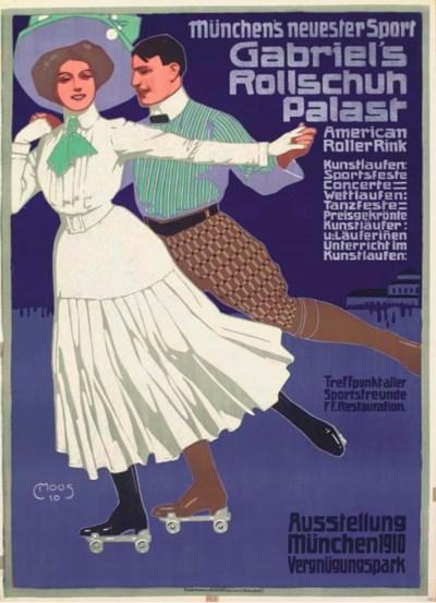 MOOS, CARL (1878-1959)