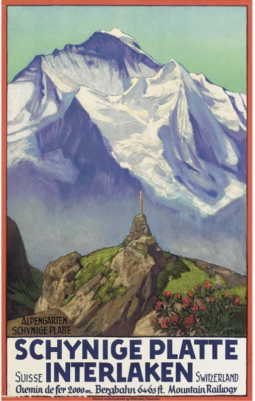 HODEL, ERNST (1881-1955)