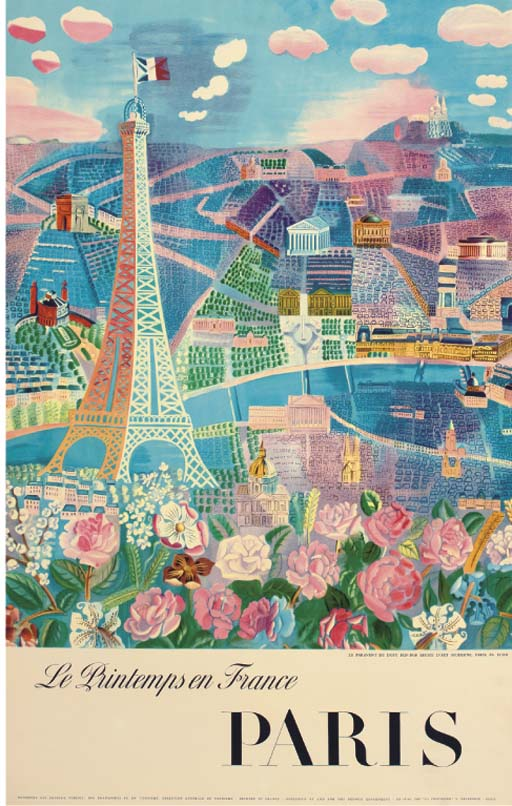 DUFY, RAOUL (AFTER) (1877-1953