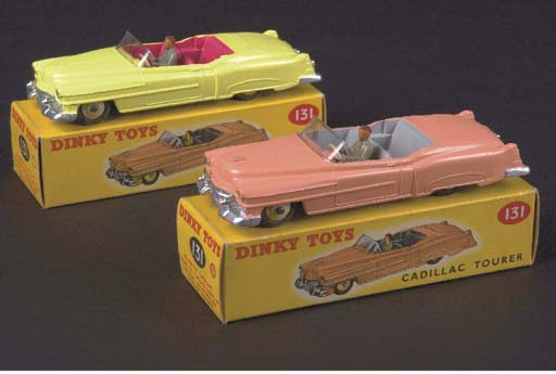 Dinky American Cars