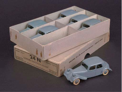 A  Dinky French Factory Half-D