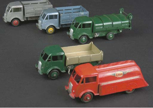 Dinky French Factory 25 Series
