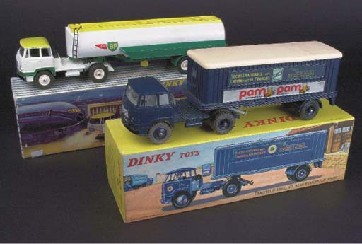 Dinky French Factory Articulat