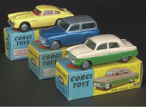 Corgi Motorcars