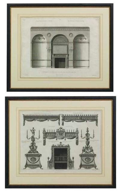 Two engravings