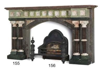 A Victorian gothic revival cas
