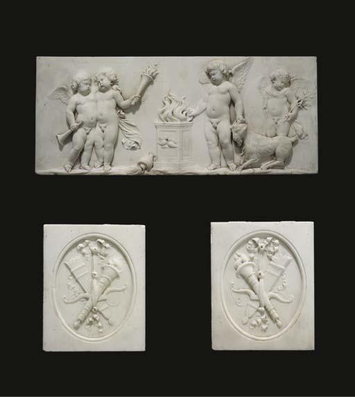 A late George III statuary and