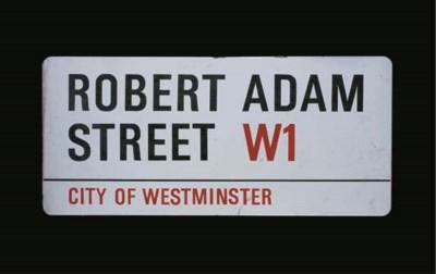 Robert Adam Street W1