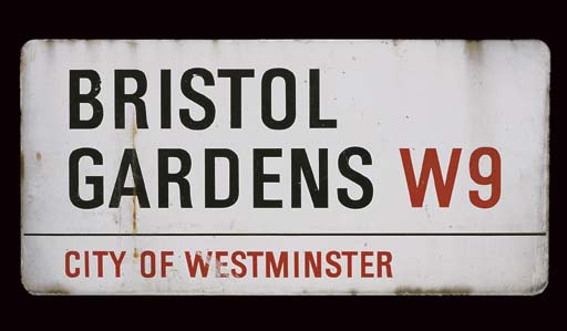 Bristol Gardens W9; and Malver