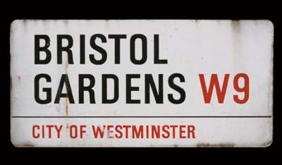 Bristol Gardens W9; and Malver