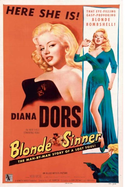 Yield To The Night  Blonde Sin