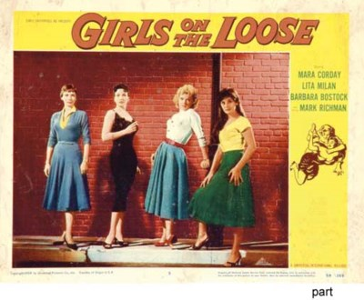 Girls On The Loose