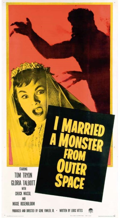 I Married A Monster From Outer