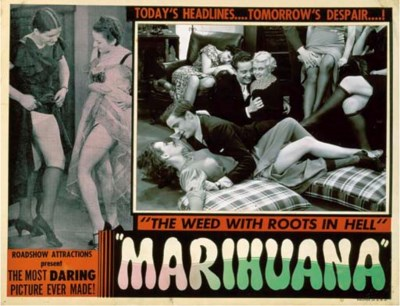 Marihuana: Weed With Roots In