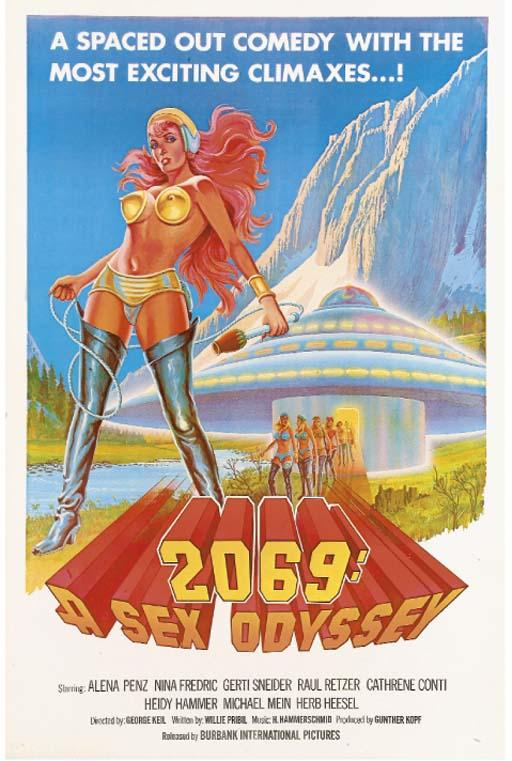 2069, A Sex Odyssey