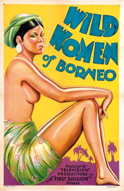 Wild Women Of Borneo