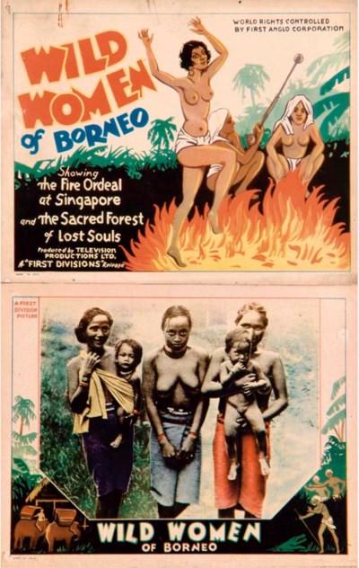 Wild Women Of Borneo