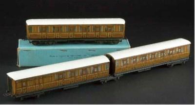 Hornby-Dublo LNER Locomotives
