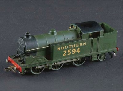 Post-war Hornby-Dublo Locomoti