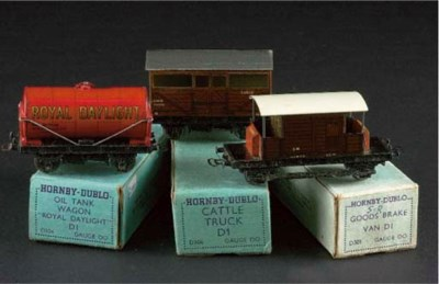 Pre- and Post-war Hornby-Dublo