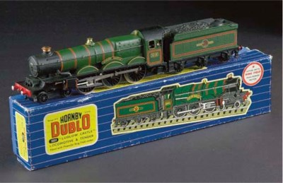 Hornby-Dublo Locomotives