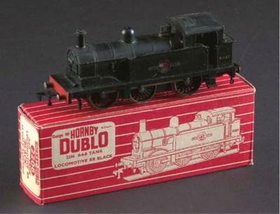 Hornby-Dublo two-rail Tank Loc