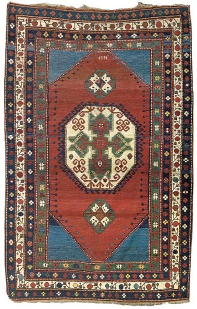 A unusual Lombalo Kazak rug, S