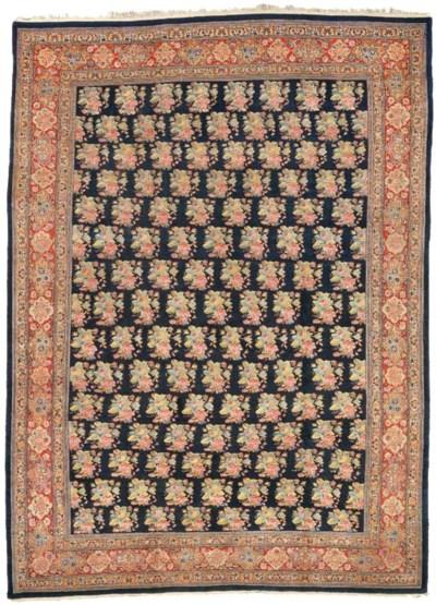 A Sarouk carpet, West Persia