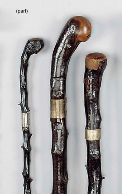 A group of seven briar and gna
