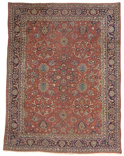 A Lilihan carpet, West Persia