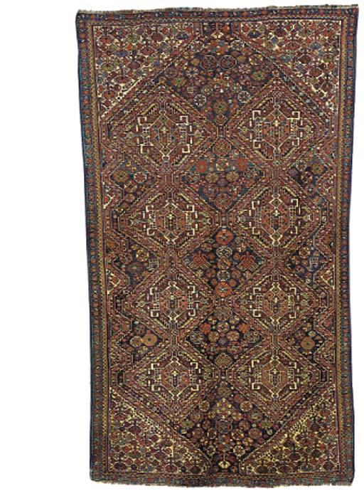 A Shiraz carpet