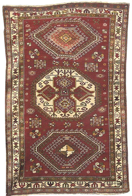 A Kazak Lori-Pambak rug