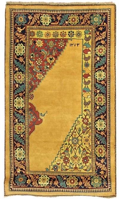 A fine modern Bijar wagireh, N