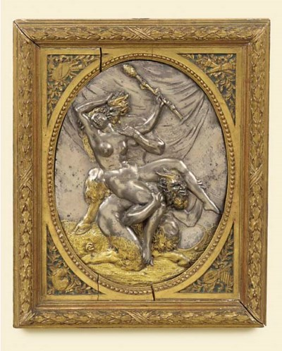 A CONTINENTAL SILVER RELIEF OF